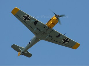 CF-EML - Private Messerschmitt Bf.109E