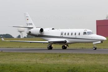 D-CRIS - Private Israel IAI 1125 Astra SPX
