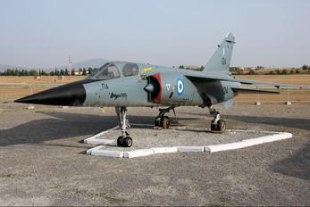 124 - Greece - Hellenic Air Force Dassault Mirage F1