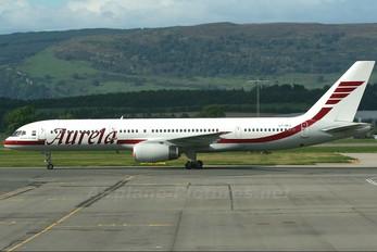 LY-SKJ - Aurela Boeing 757-200