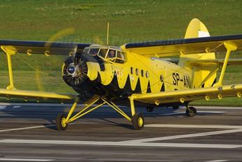 SP-ANI - Aeroklub Gdański Antonov An-2