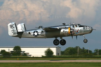N3774 - Private North American B-25D Mitchell