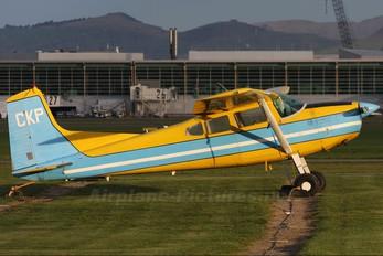 ZK-CKP - Private Cessna 185 Skywagon