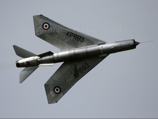 ZS-BEY - Thunder City English Electric Lightning F.6