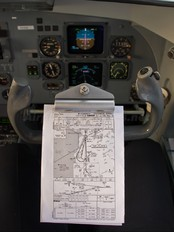 PH-KXM - Denim Air Fokker 50
