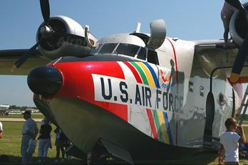 N226GR - Private Grumman HU-16E Albatross