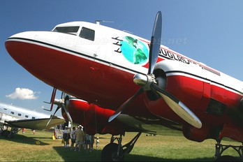 N728G - Private Douglas DC-3