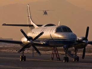 N956BW - Private Fairchild SA227 Metro III (all models)