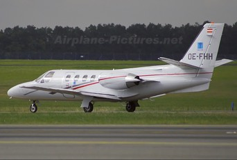 OE-FHH - Private Cessna 501 Citation I / SP