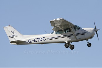 G-ETDC - Moray Flying Club Cessna 172 Skyhawk (all models except RG)