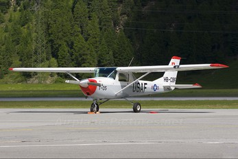 HB-CBF - Private Cessna 150