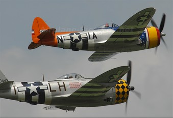 NX4747P - Private Republic P-47D Thunderbolt