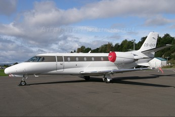 CS-DXX - NetJets Europe (Portugal) Cessna 560XL Citation XLS