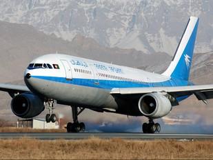 YA-BAB - Ariana Afghan Airlines Airbus A300