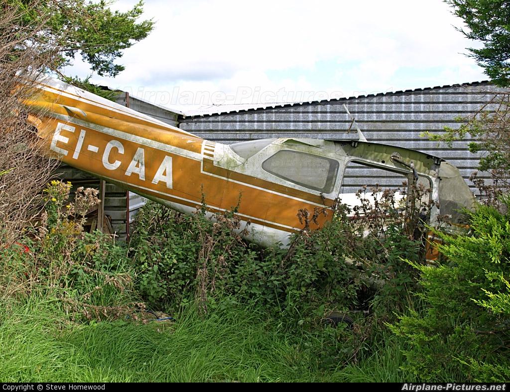 Private EI-CAA aircraft at Abbeyshrule