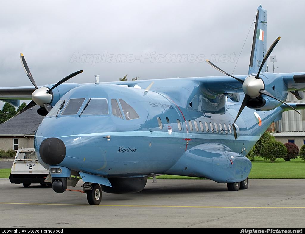 Ireland - Air Corps 253 aircraft at Casement / Baldonnel