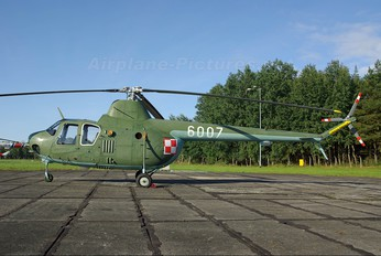6007 - Poland - Air Force PZL SM-1