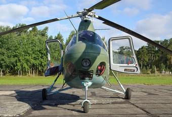 6007 - Poland - Air Force Mil Mi-1/PZL SM-1