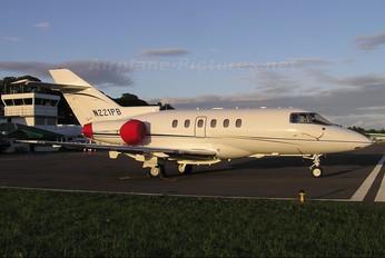 N221PB - Private Hawker Beechcraft 800