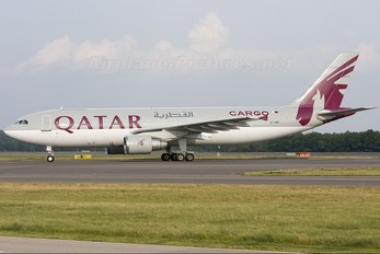 A7-ABY - Qatar Airways Cargo Airbus A300F