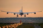 - - Lufthansa Airbus A340-300 aircraft