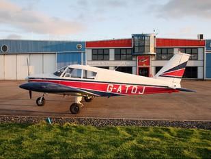 G-ATOJ - Private Piper PA-28 Cherokee