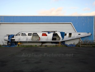 G-BEVV - Private Britten-Norman BN-2 III Trislander