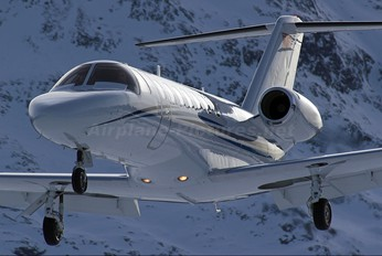 VP-BRJ - Private Cessna 525 CitationJet