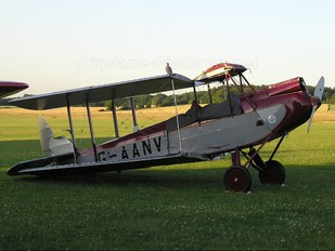 G-AANV - Private de Havilland DH. 60G Gipsy Moth