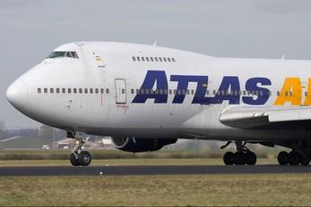 N517MC - Atlas Air Boeing 747-200