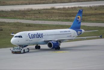 D-AICN - Condor Airbus A320
