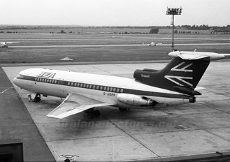 G-ARPP - BEA - British European Airways Hawker Siddeley HS.121 Trident 1