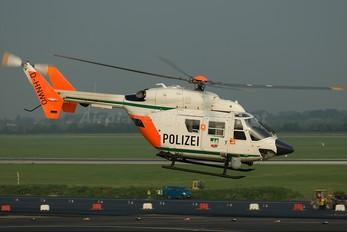 D-HMWO - Germany - Police Eurocopter BK117