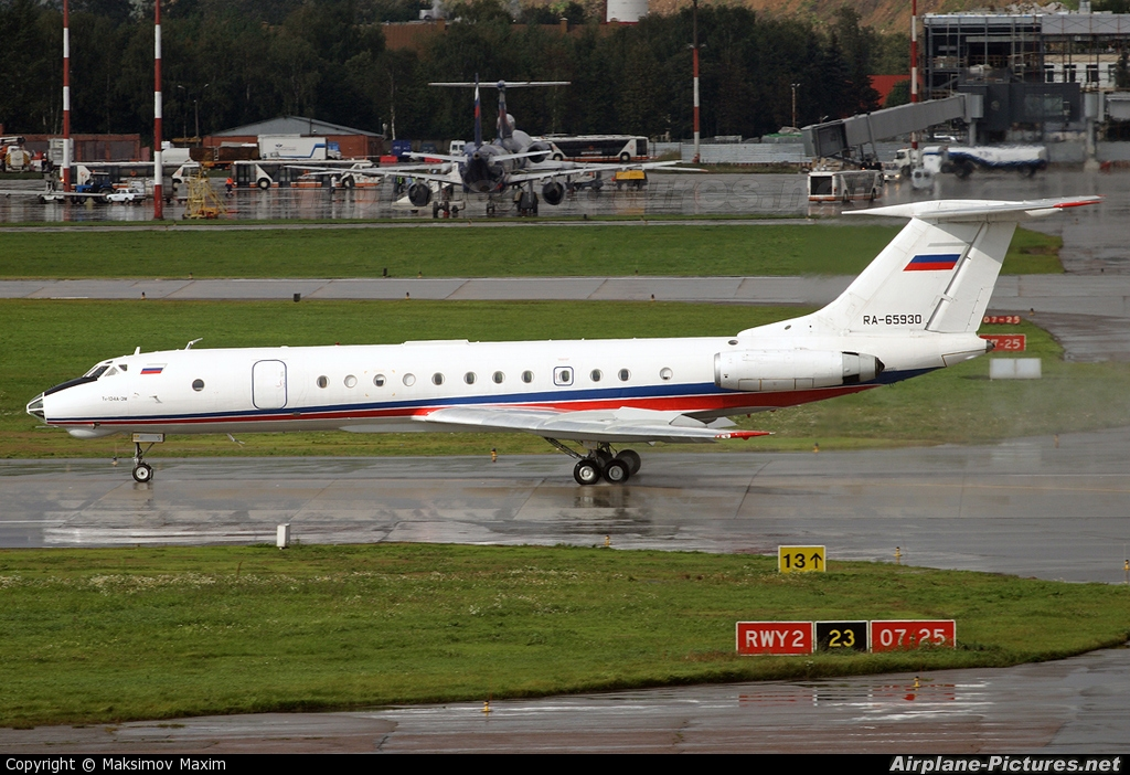 Jet Air Group (Russia) RA-65930 aircraft at Moscow - Sheremetyevo