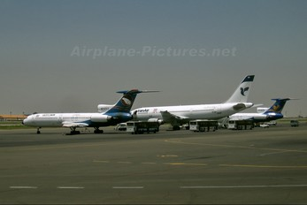 EP-EKC - Eram Air Tupolev Tu-154M