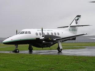 G-EIGG - Highland Airways Scottish Aviation Jetstream 31
