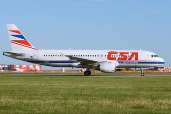 OK-MEJ - CSA - Czech Airlines Airbus A320