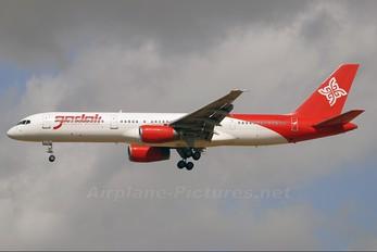 TF-LLY - Gadair European Airlines Boeing 757-200