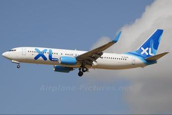 G-XLFR - XL Airways (Excel Airways) Boeing 737-800