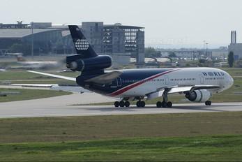 N138WA - World Airways McDonnell Douglas DC-10