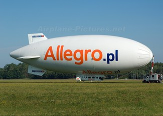 N605SK - Skycruise Switzerland Airship Industries Skyship 600