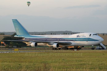 VP-BXC - Tesis Cargo Boeing 747-200F