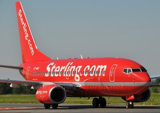 OY-MRC - Sterling Boeing 737-700