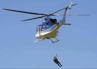 OK-BYP - Czech Republic - Police Bell 412EP