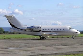 N601WM - Private Canadair CL-600 Challenger 601