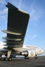 A6-MXA - Maximus Air Cargo Airbus A300F