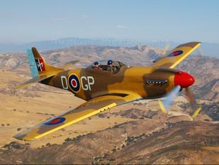 N151DP - Private North American P-51D Mustang