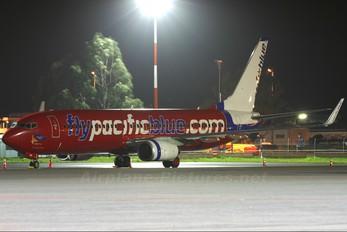 ZK-PBG - Pacific Blue Boeing 737-800
