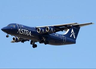 SX-DIZ - Astra Airlines British Aerospace BAe 146-300/Avro RJ100