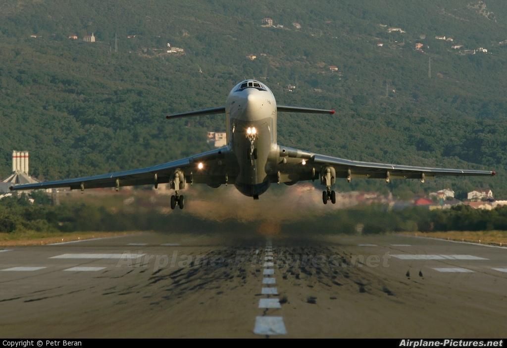 Rossiya RA-85836 aircraft at Tivat